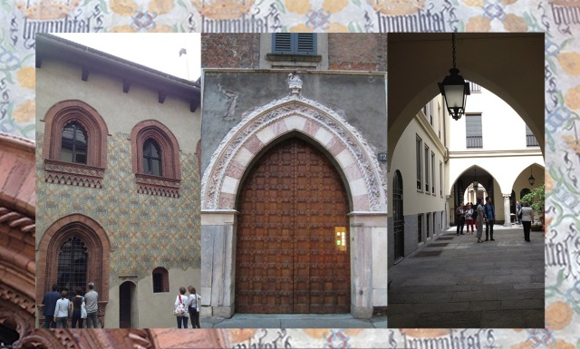 Post Palazzo borromeo