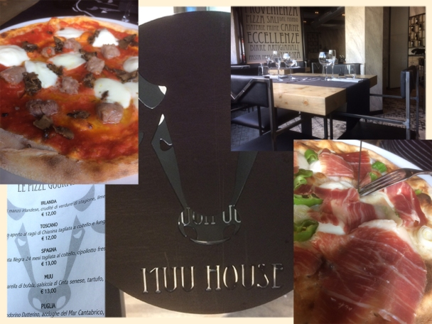 1 MUU HOUSE PIZZERIA